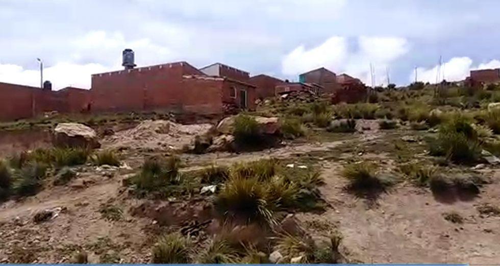 Barrios periurbanos muestran el abandono de sus habitantes