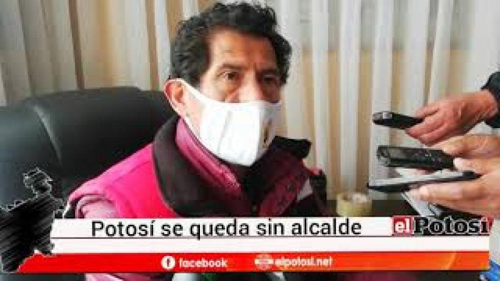 Potosí se quedó sinalcalde municipal