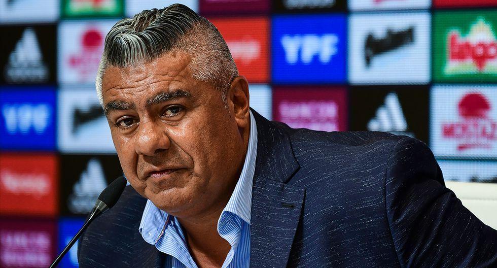 """Tapia: """"Nosotros no manejamos los tiempos del regreso del fútbol"""""""