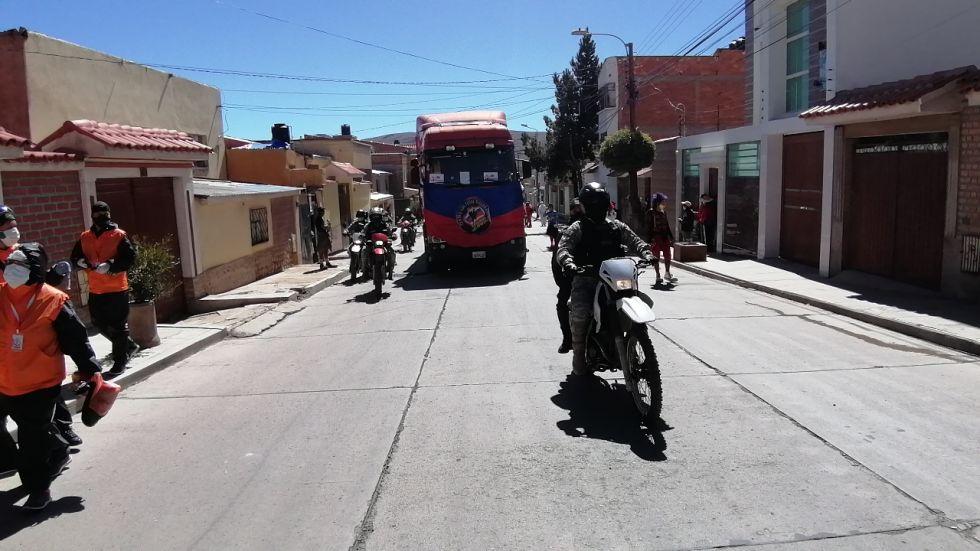 Buscan el apoyo de las familias. FOTO: GACIP