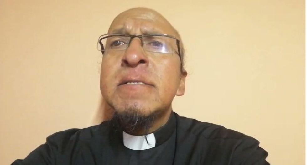 El padre Miguel Albino comparte su oración de lunes