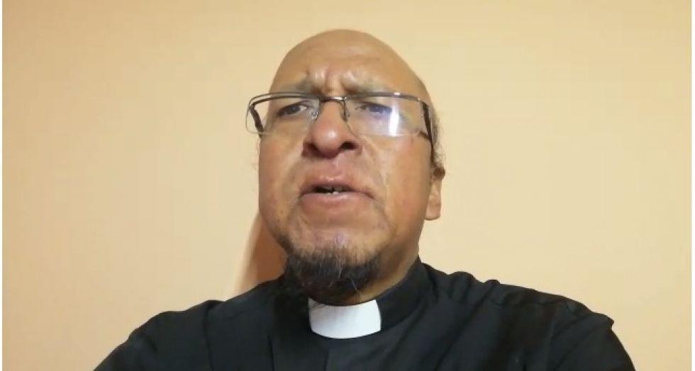 El padre Miguel Albino comparte su oración mara martes