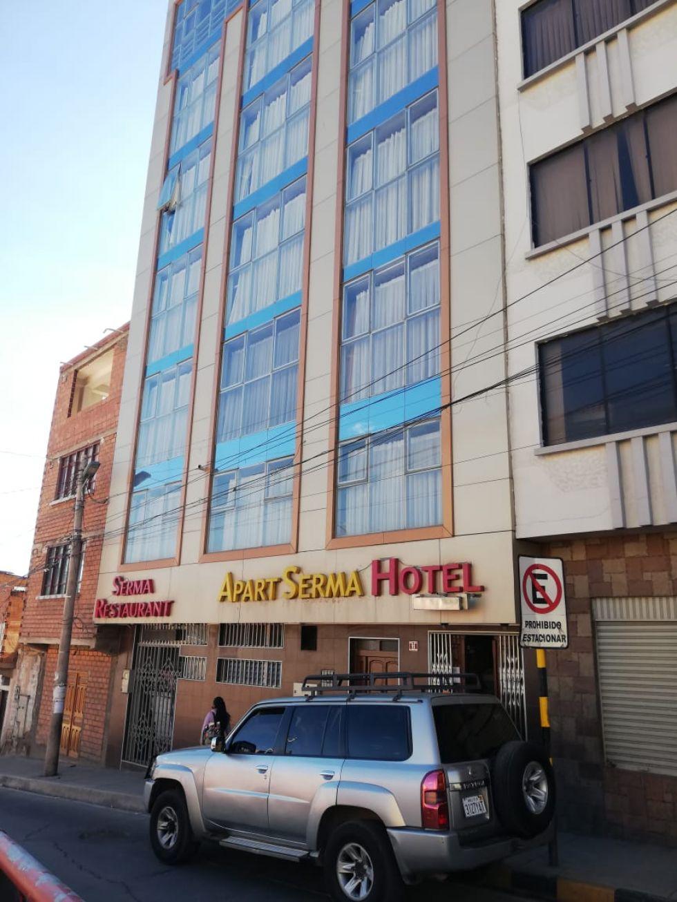 Habilitan en un hotel el Centro de Aislamiento de para casos sospechosos de COVID-19