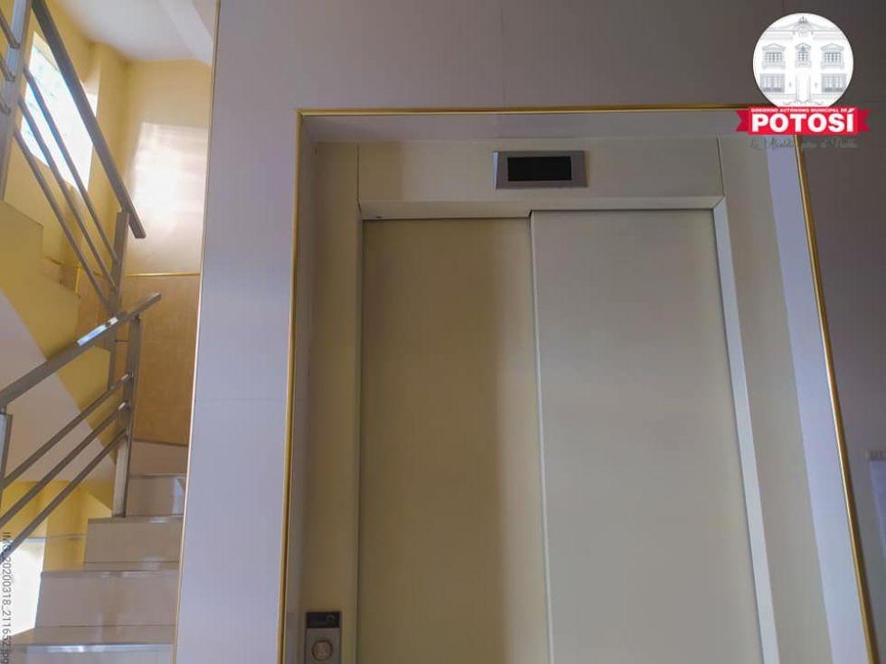 Hotel para el aislamiento para casos sospechosos  FOTO GAMP
