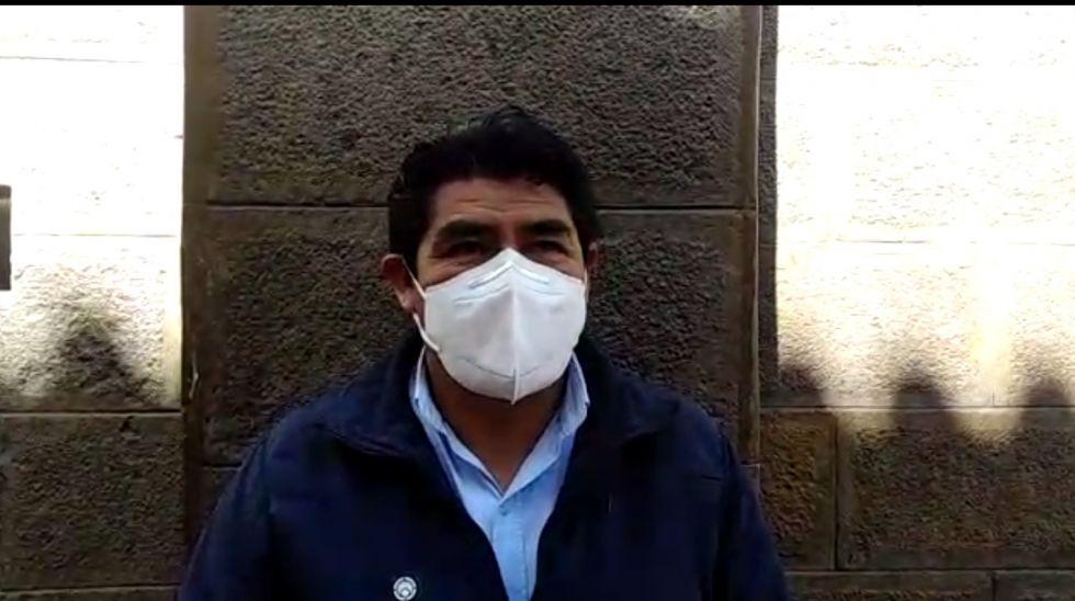 Laboratorio y reactivos tramitados por la Gobernación ya están en Potosí
