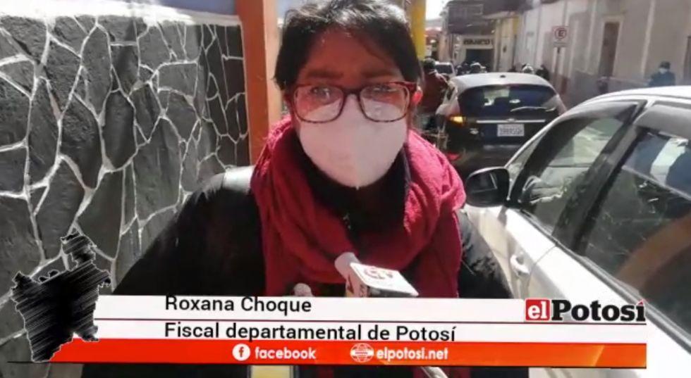 Compras COVID-19: Denuncian ante la Fiscalía al gobernador de Potosí