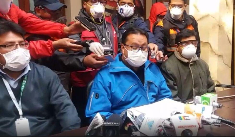El Sedes Potosí  brinda el reporte epidemiológico de media jornada