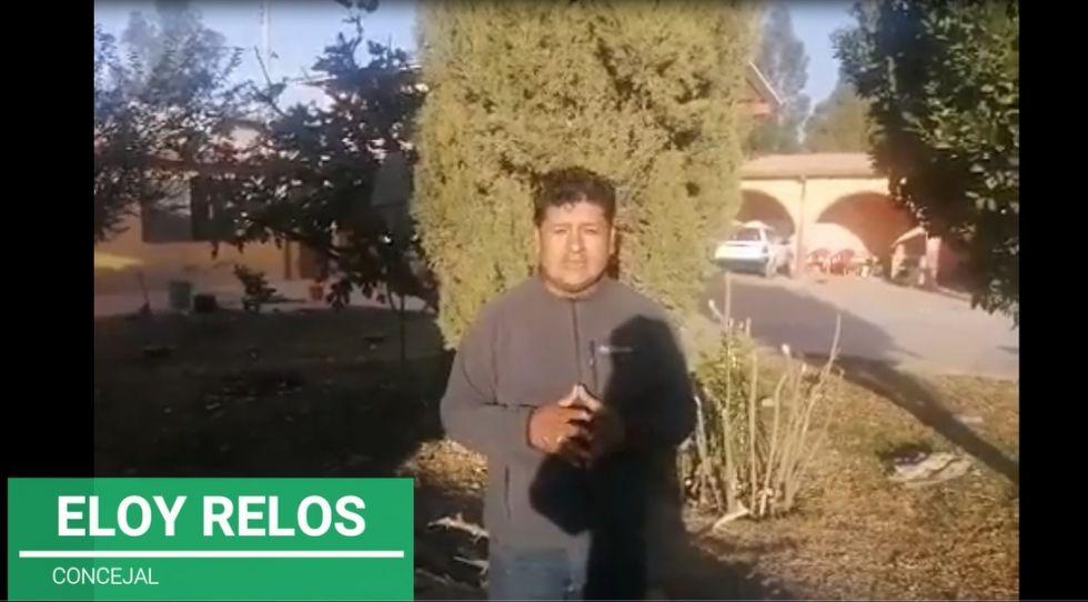 Un concejal comunica que está dispuesto a trabajar sin sueldo