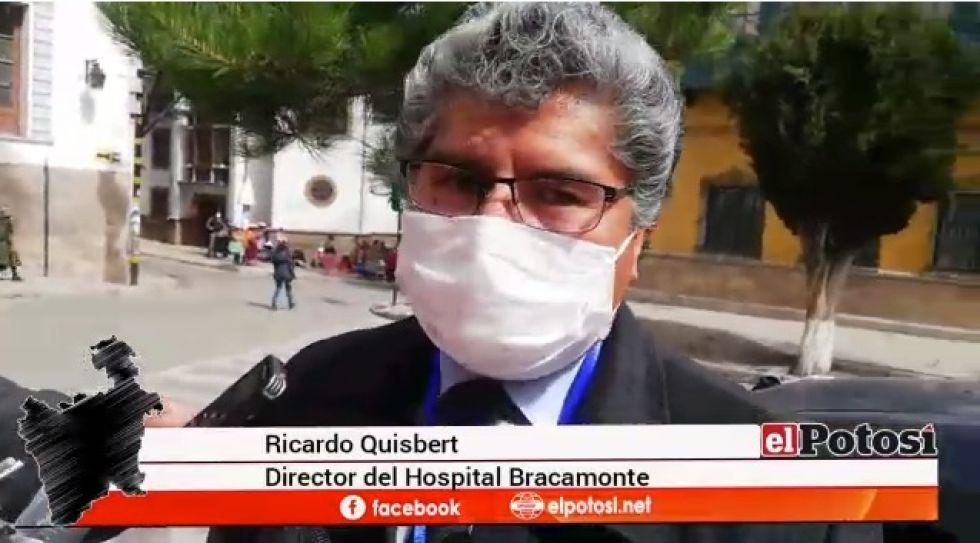 Hay ocho sanitarios del Bracamonte infectados con COVID-19