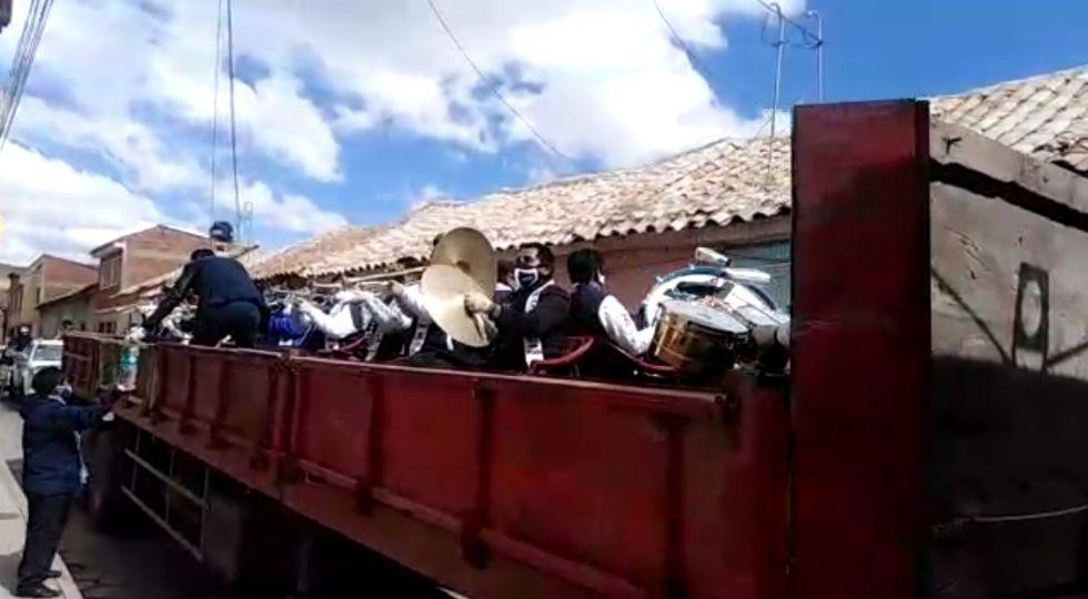 El Colegio Calero desarrolla campaña de recolección de víveres