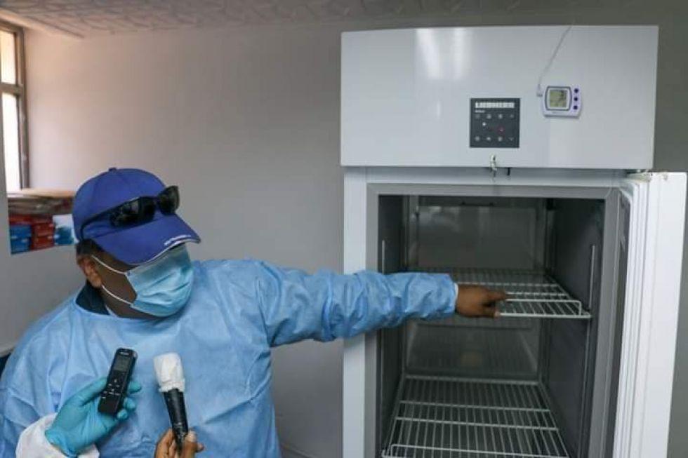 Sigue la pugna por el funcionamiento de los laboratorios para coronavirus