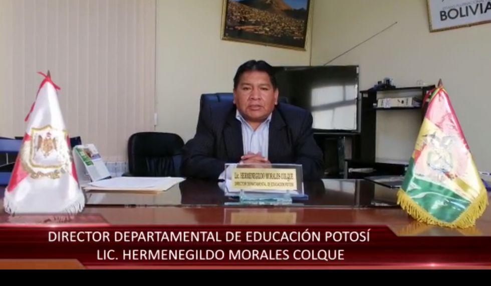 DDE saluda al maestro potosino en este 6 de junio
