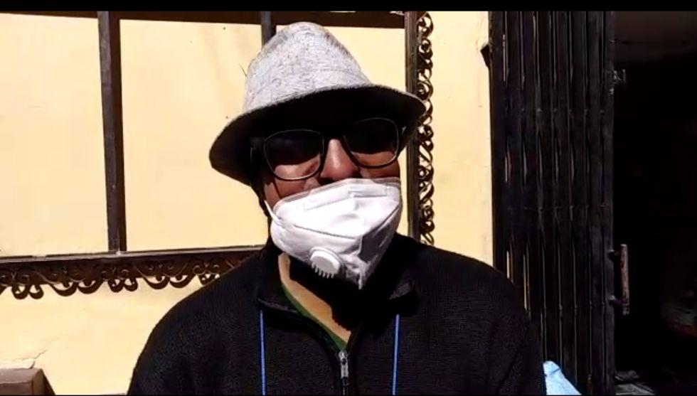 Ancianitos del Asilo San Roque responden bien a tratamiento contra el coronavirus