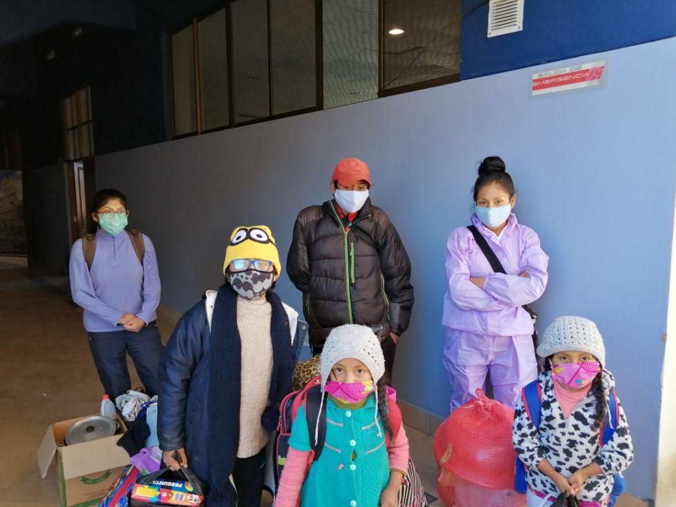 Doce pacientes ya superaron al coronavirus y fueron dados de alta en Potosí