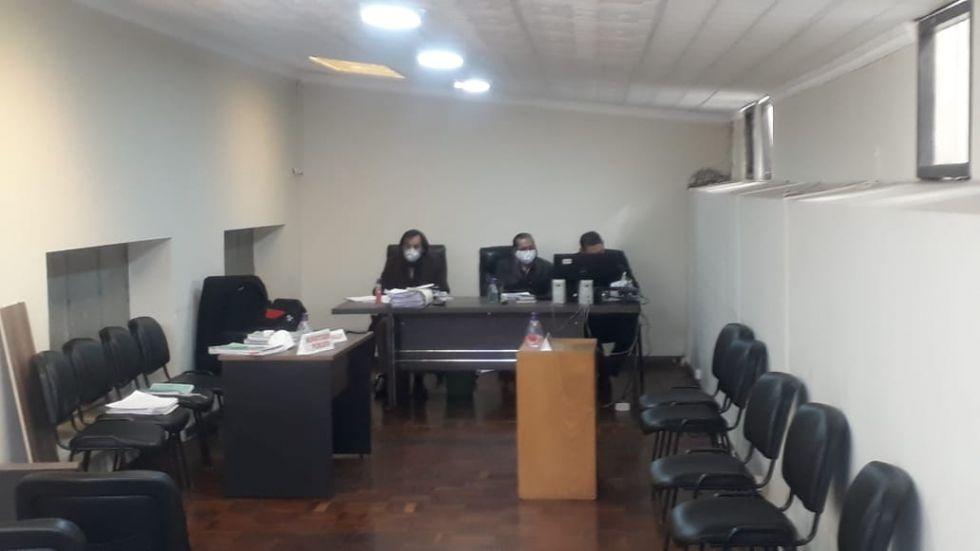 Tribunal de garantías constitucionales da tutela a Luis Alberto López