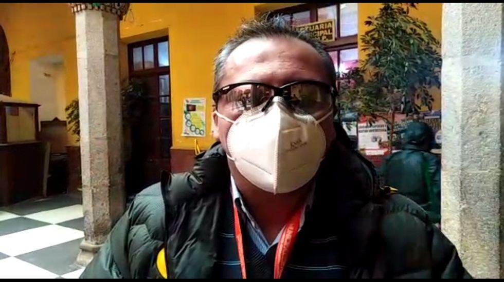 Murillo dice que se perdió un de trabajo mes por la elección ilegal de alcalde