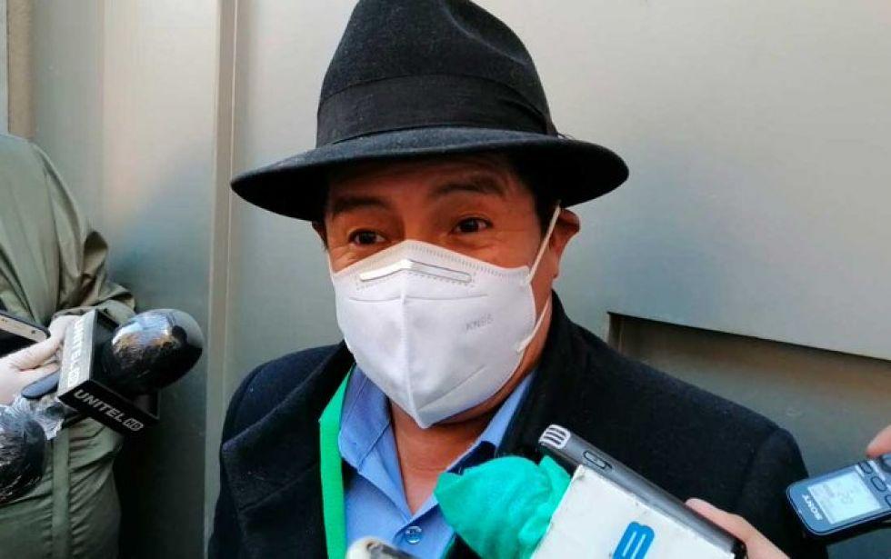 Rafael Quispe afirma que logró vencer al coronavirus y anuncia que donará plasma