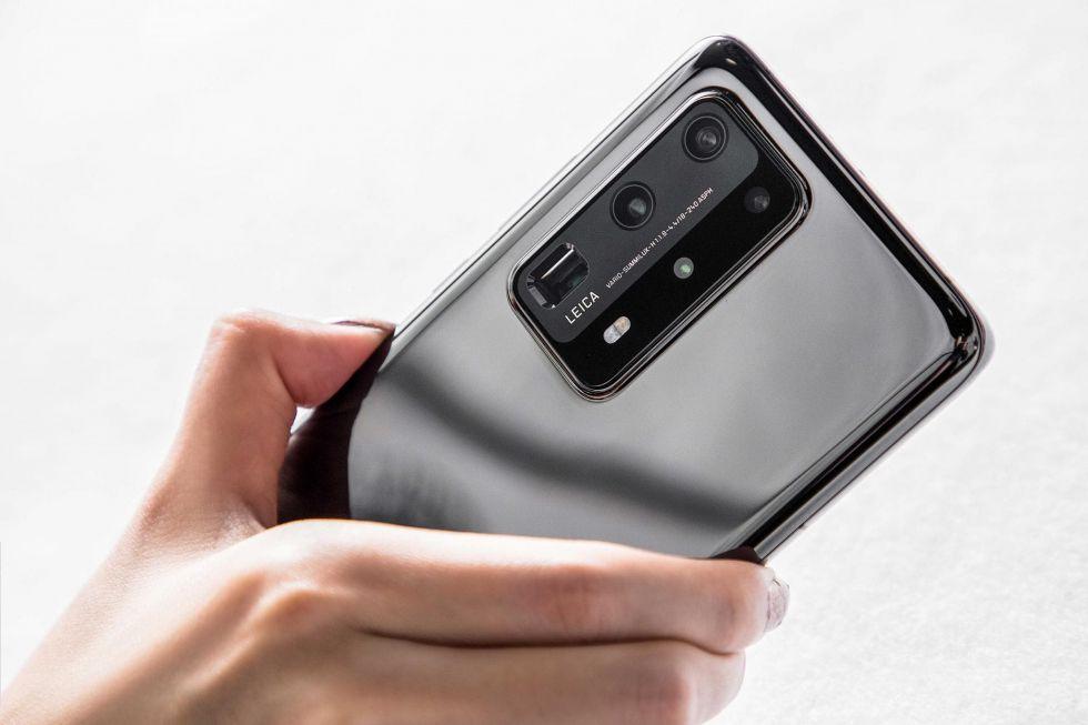 Huawei presentó la nueva Serie P40 en el primer lanzamiento virtual en Bolivia