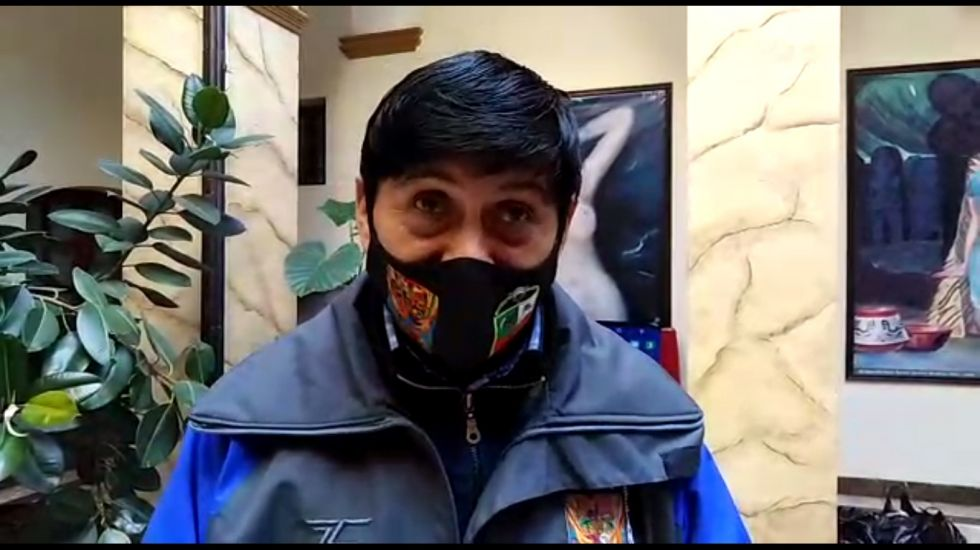 Alcalde de Betanzos confirma la muerte en plena calle de infectado por coronavirus