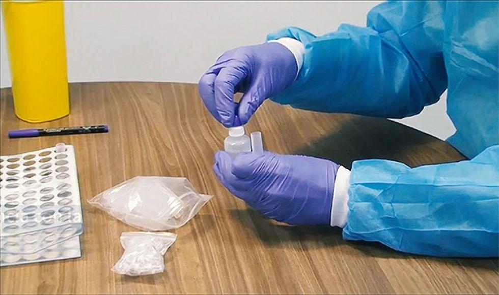 Salud recibe 5.000 pruebas para COVID-19 que serán distribuidas en laboratorios de siete regiones