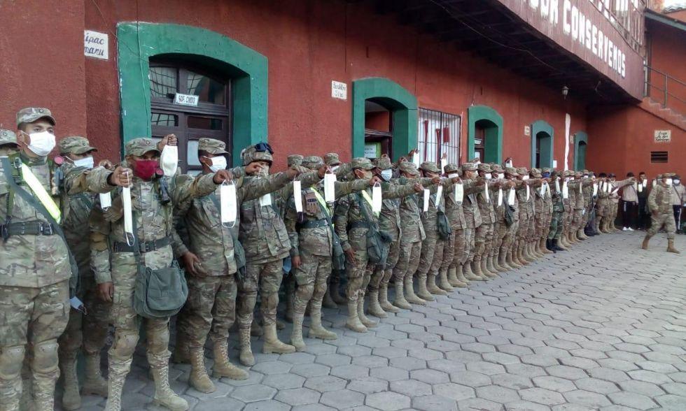 Inicia el reclutamiento en el Regimiento 3 Pérez, vea los requisitos