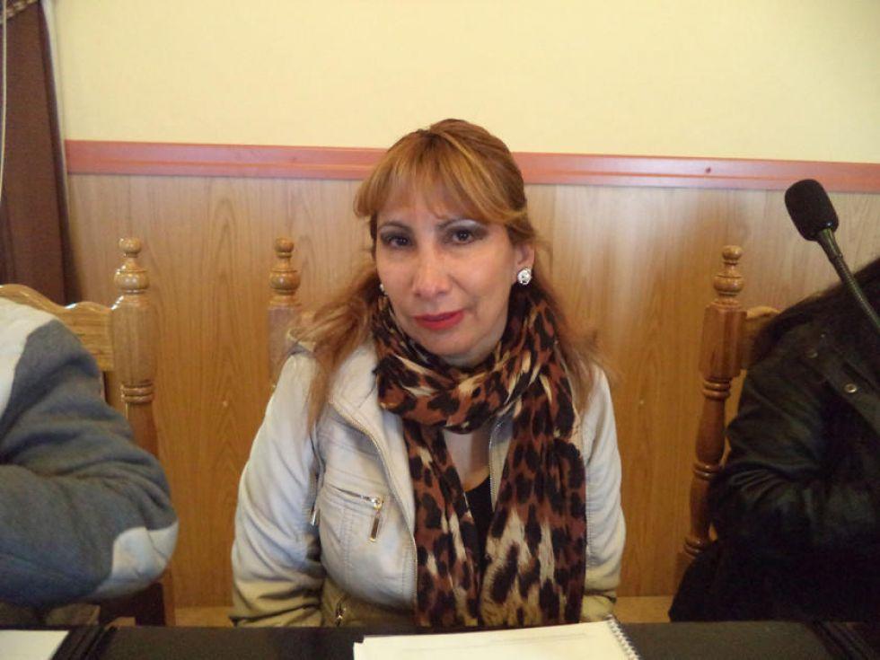 Ximena Prieto.