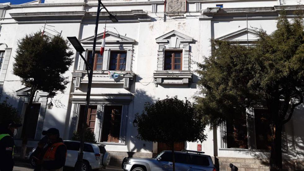 Convocaron a sesión del Concejo Municipal en Potosí
