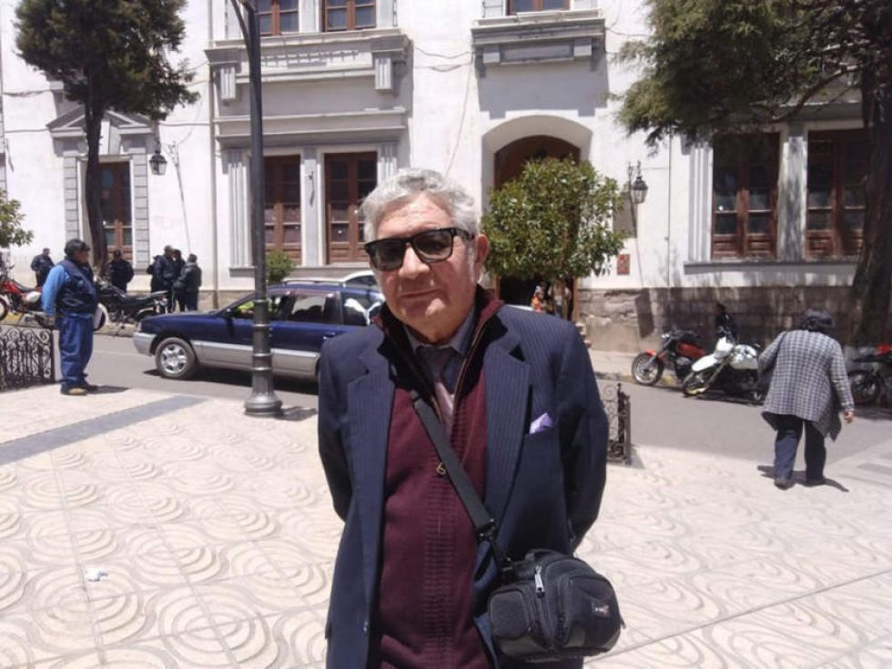 Falleció don Armando Sánchez Velásquez