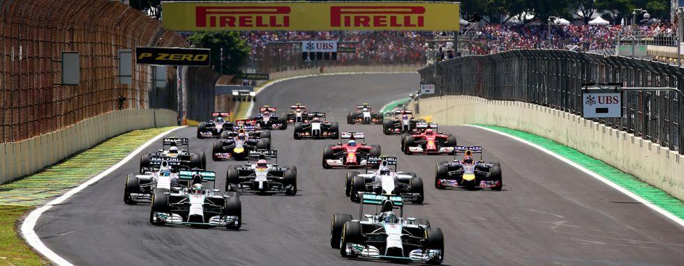 La F1 se concentra en Europa y no visitará América en 2020