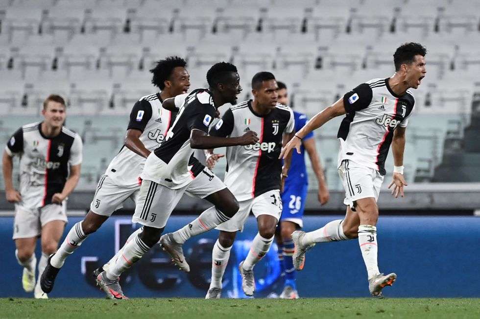 Juventus logra su noveno Scudetto consecutivo
