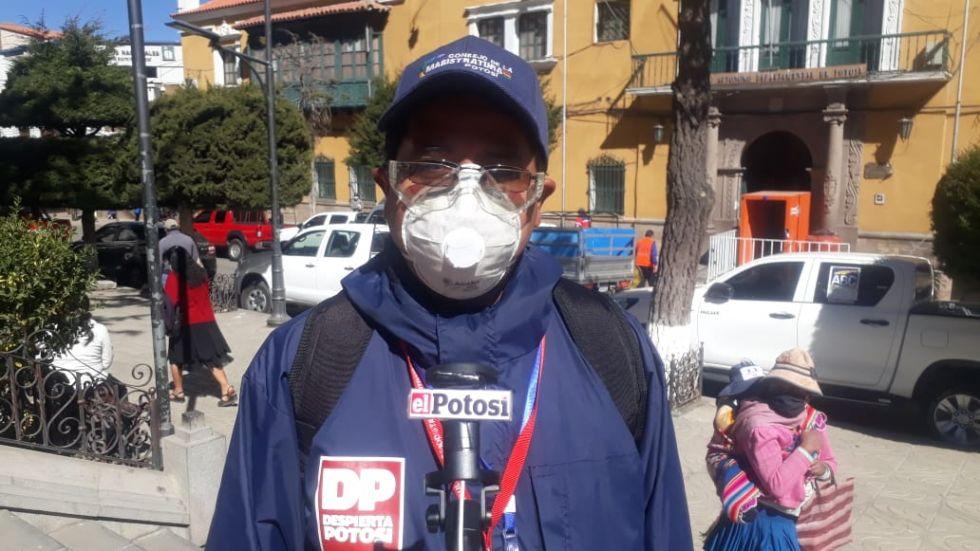 Periodistas deportivos celebran aniversario en medio de la pandemia