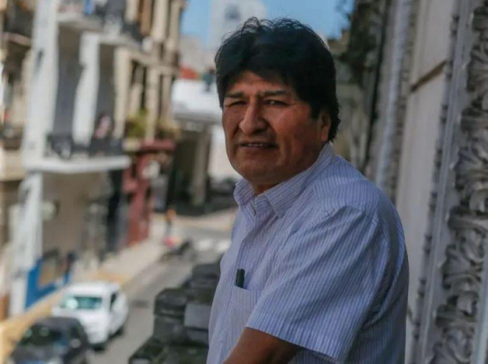 """Evo Morales insinúa que se busca la """"reducción de la población innecesaria"""" con la pandemia"""