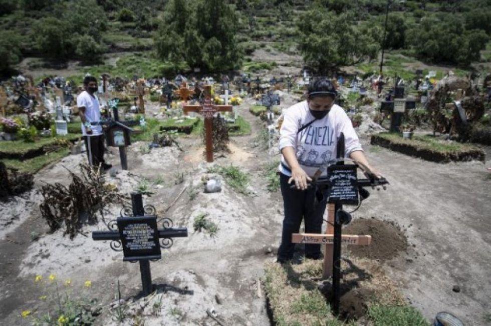 México supera los 50 mil fallecidos por coronavirus