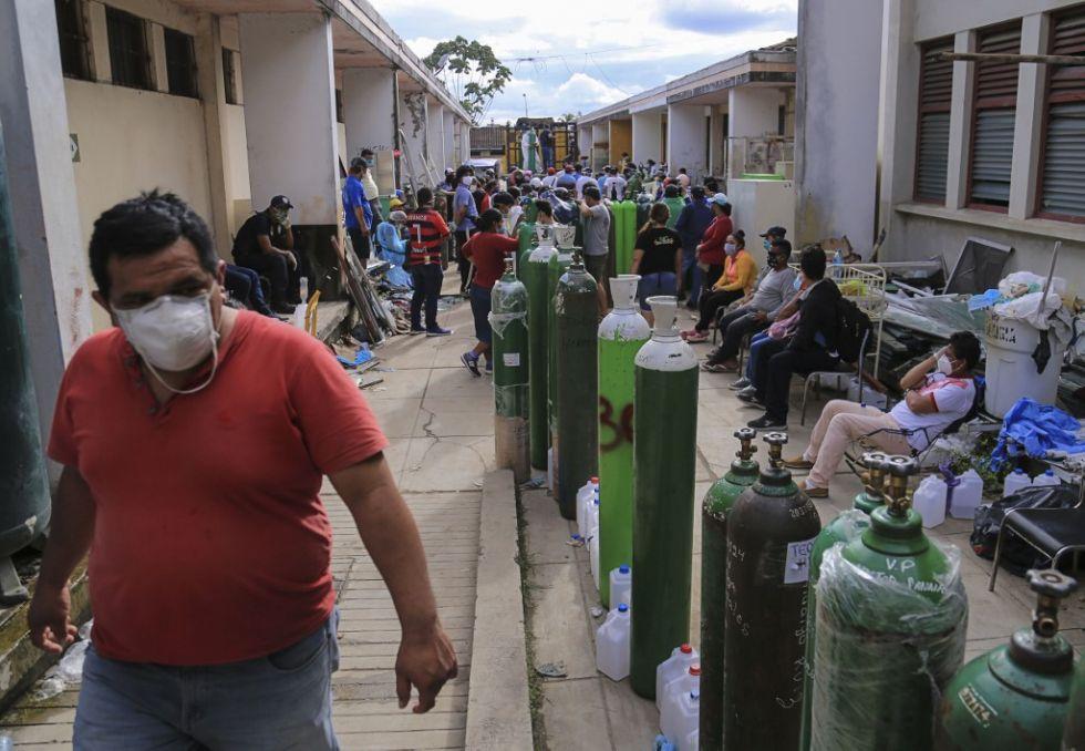 Latinoamérica escala a la cima mundial de muertos por coronavirus