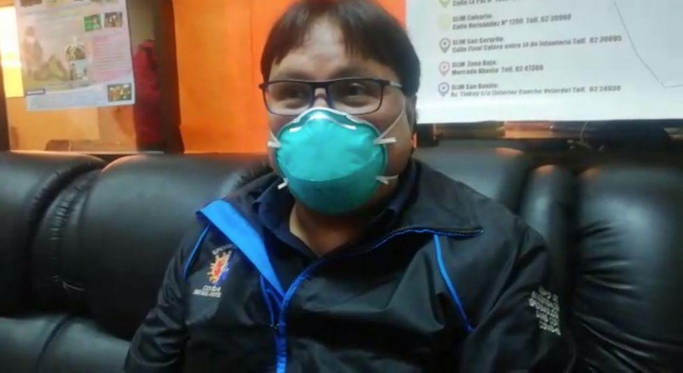 Vuelve a la lucha contra el coronavirus tras superar la enfermedad