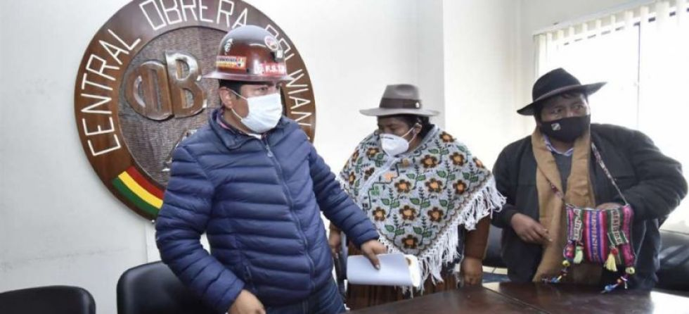 Movilización muestra fisuras: campesinos no levantarán el bloqueo
