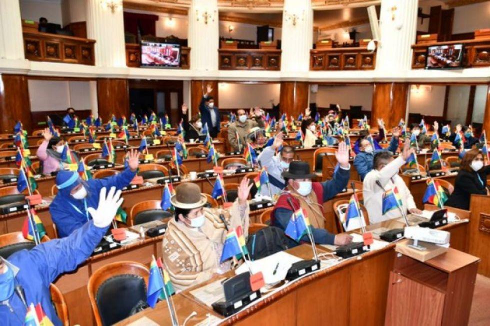 """Cámara de Diputados sanciona ley para el pago del """"Bono contra el hambre"""""""
