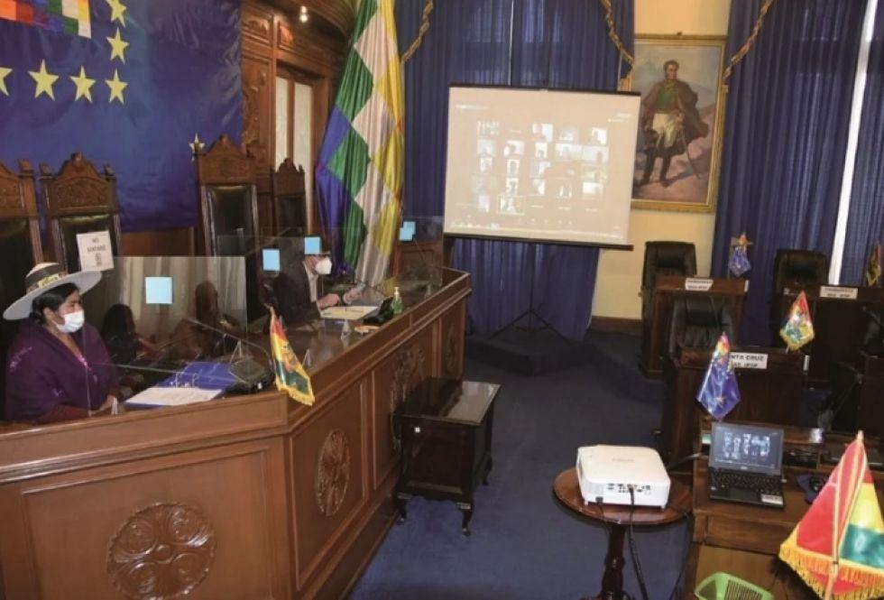 Senado aprueba ley que fija el 18 de octubre como fecha máxima para elecciones generales