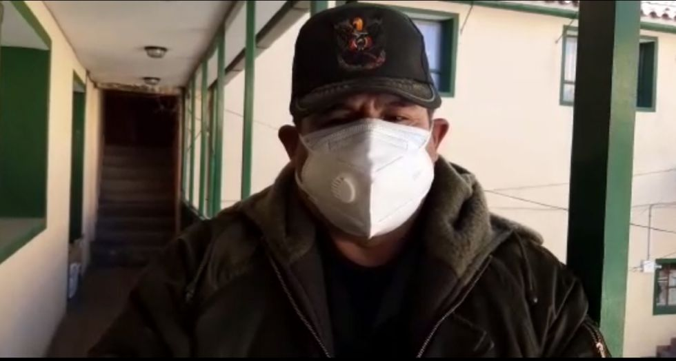 Policía reporta nuevo deceso de uniformado, ya son seis los fallecidos por el coronavirus
