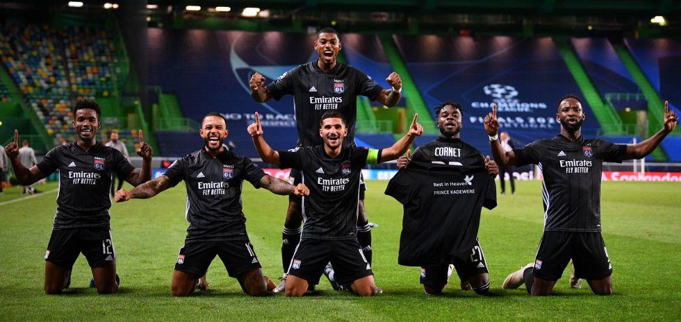 """El partido se jugó en el estadio """"Jose Alvalade"""" de Lisboa."""