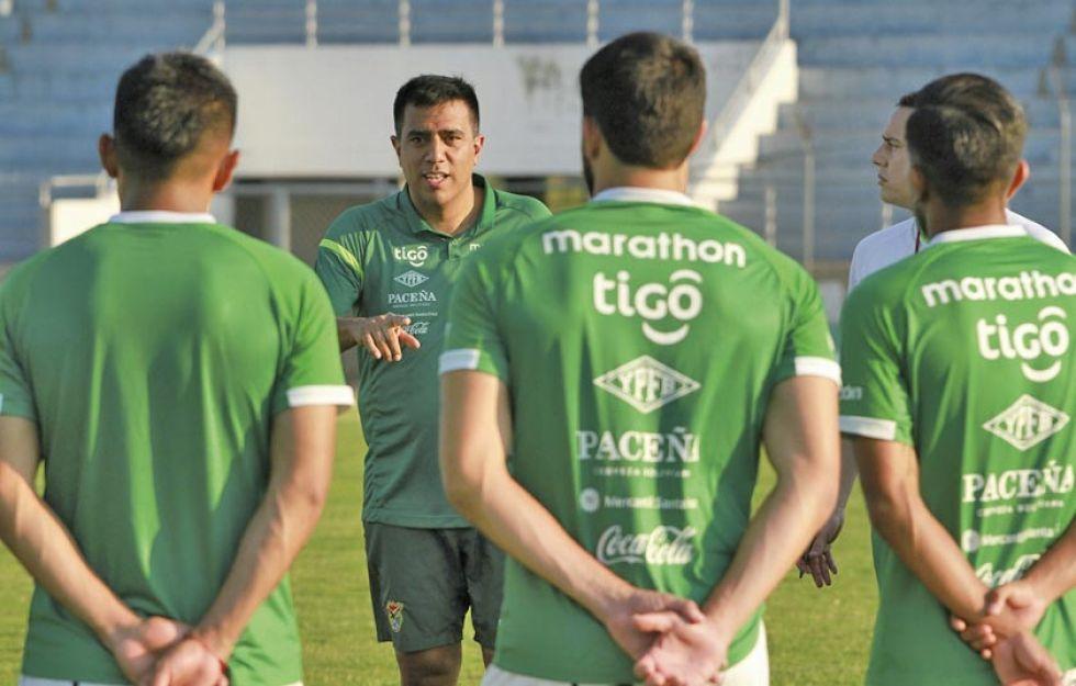 Bolivia inicia el lunes preparación de cara a Clasificatorias de Catar-2022