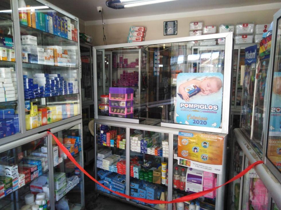Hay farmacias de turno abiertas.