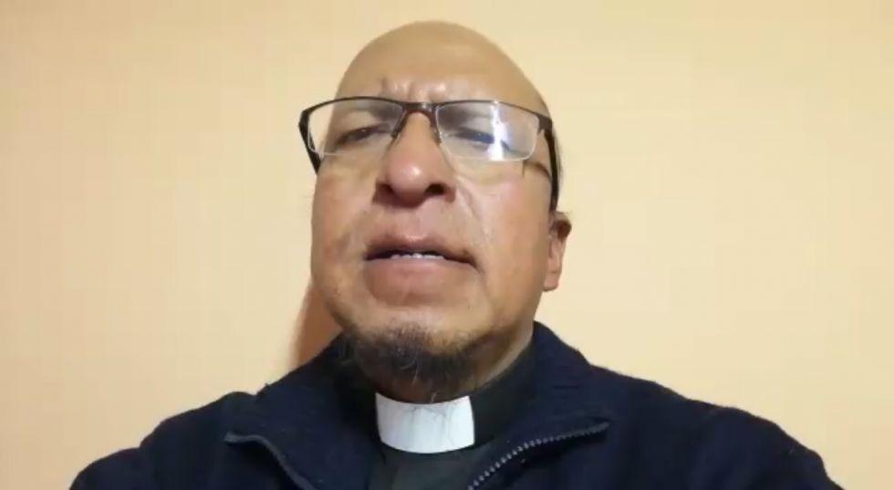 El padre Miguel Albino habla del machismo