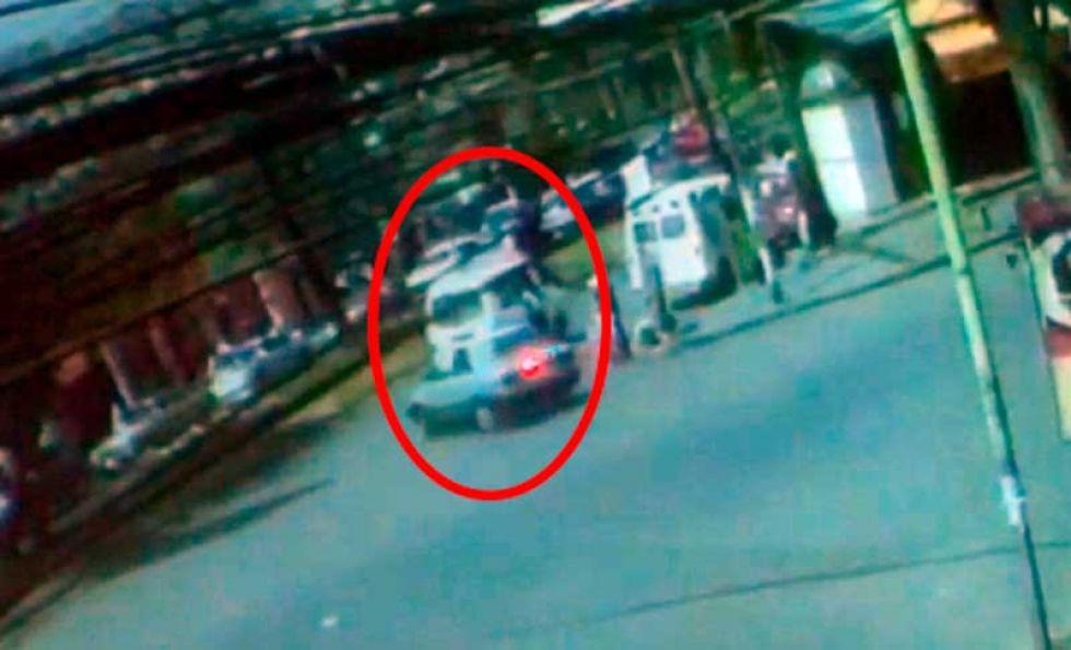 Caso Samanta: Identifican al minibús que abordó la raptora