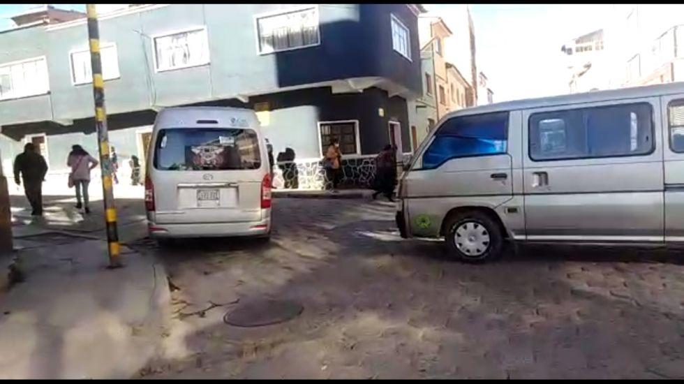 Transportistas también piden trabajar hasta las 20:00 en Potosí
