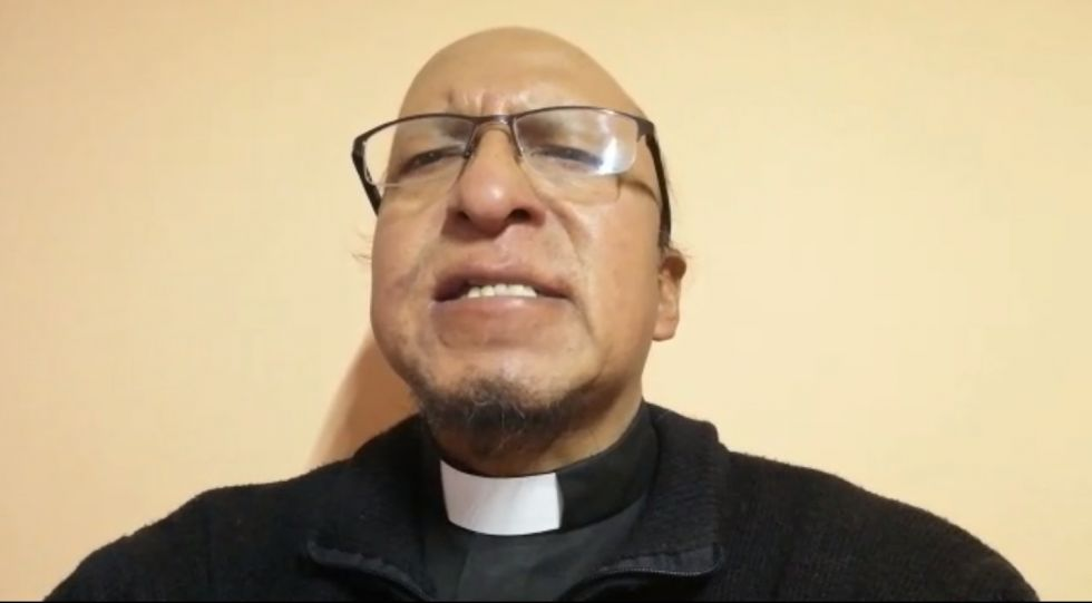 El padre Miguel albino reflexiona sobre el anuncio del Reino de Dios