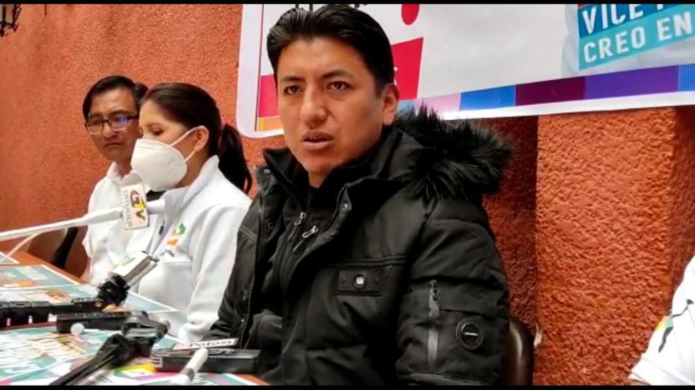 """Pumari anuncia proceso a Evo Morales por el """"daño económico"""" en el tema del litio"""