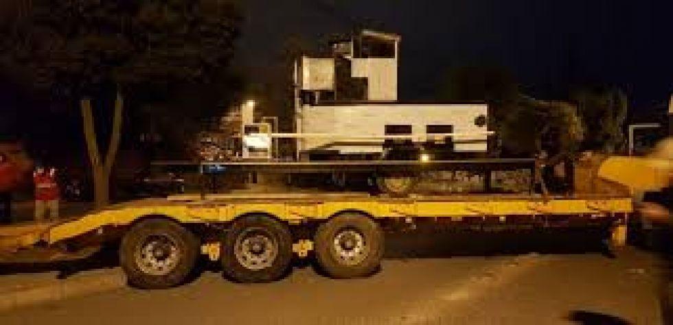 Fiscalía en Potosí abre investigación por el horno crematorio móvil