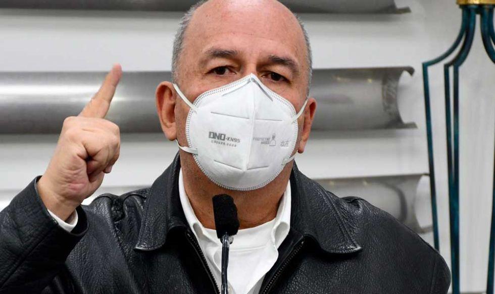 """Arturo Murillo asegura que volverá al país el fin de semana: """"no tengo por qué escaparme"""""""