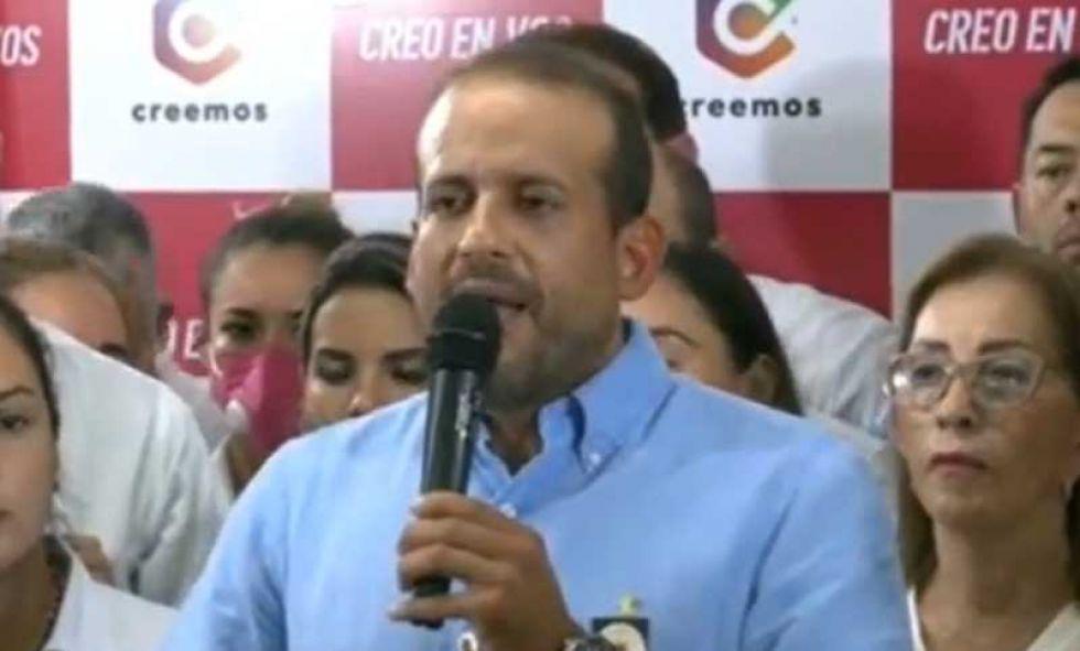 ¿Qué dijo Camacho tras la jornada electoral en Bolivia?